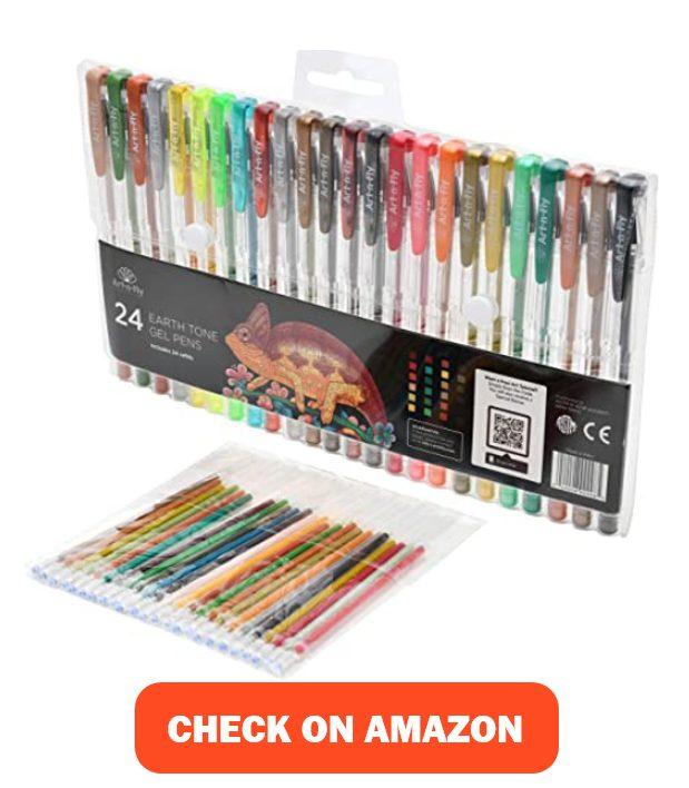 Art-n-Fly 24 Gel Pen