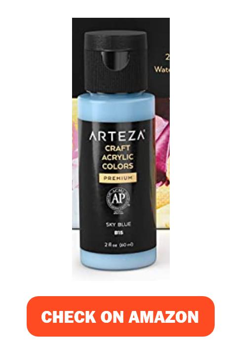 Arteza Craft Acrylic Paint