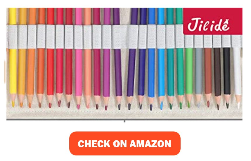 Colored Drawing Pencils