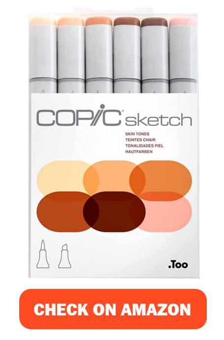 the 6 best markers