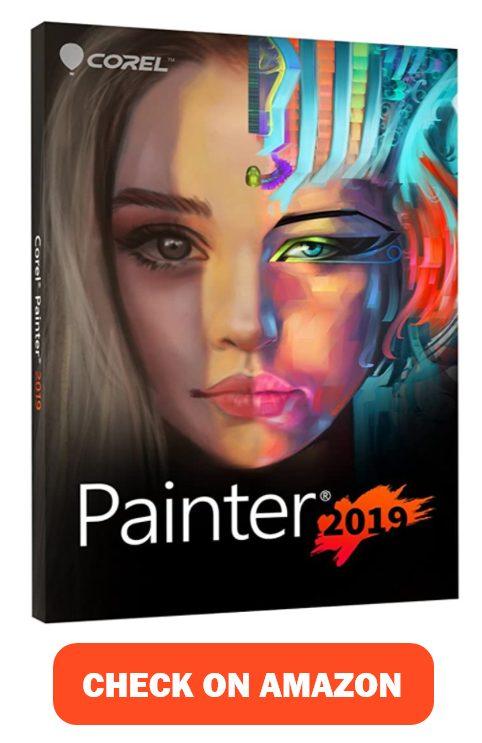 Corel Painter 2019 Digital Art Suite