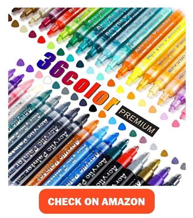 FUMILE Acrylic Paint Pens