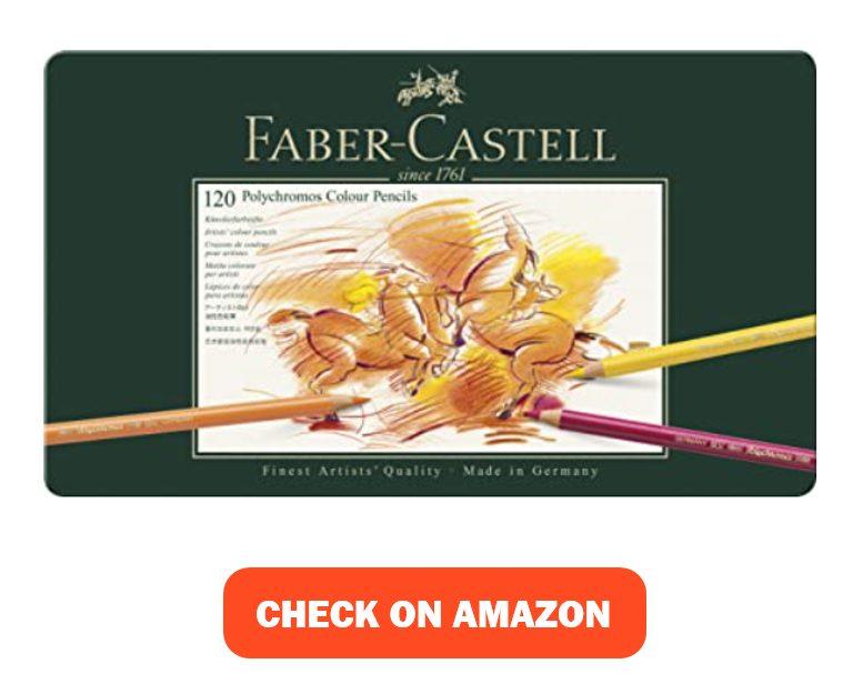 Faber-Castell Polychromos Color Pencils