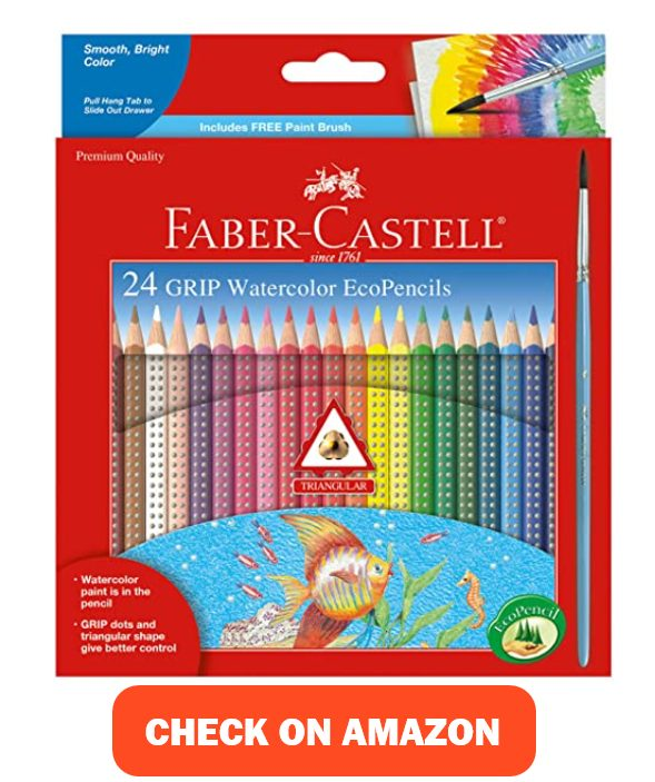 Faber-Castell Watercolor EcoPencils