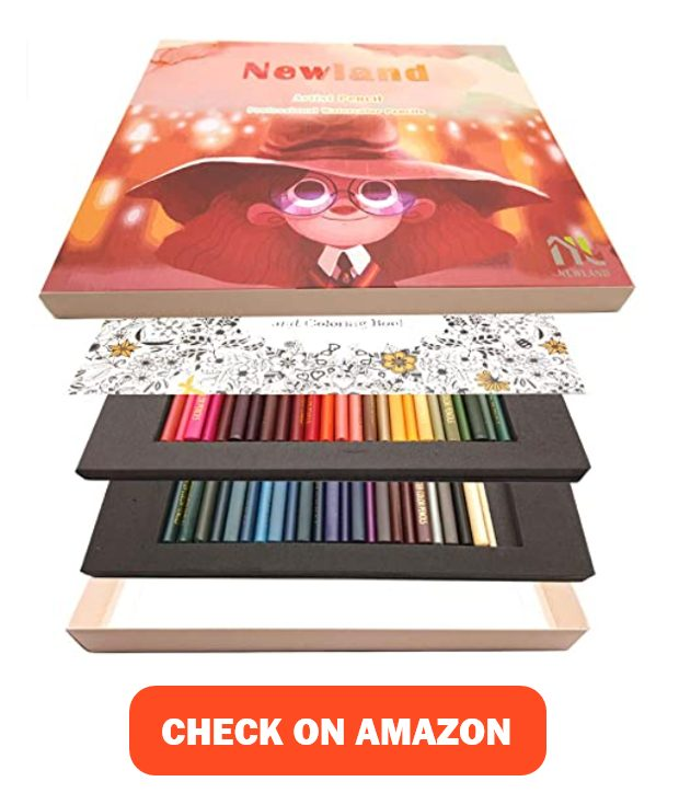 NEWLAND Watercolor Pencils
