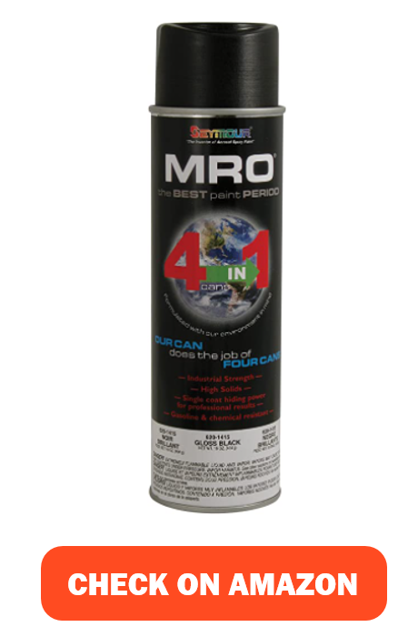 Seymour 620-1415 Industrial MRO High Solids Spray Paint