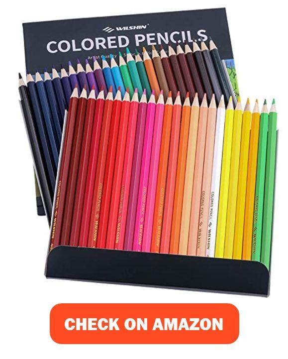 WILSHIN Colored Pencils
