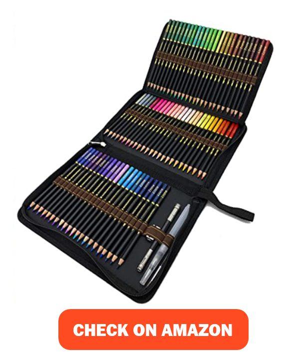 ZZWOND Watercolor Pencils