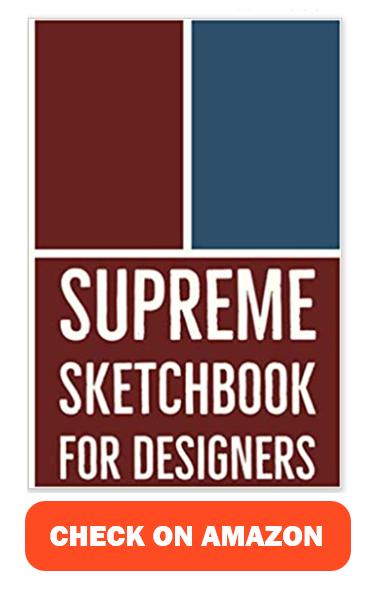 grid drawing sketchbook