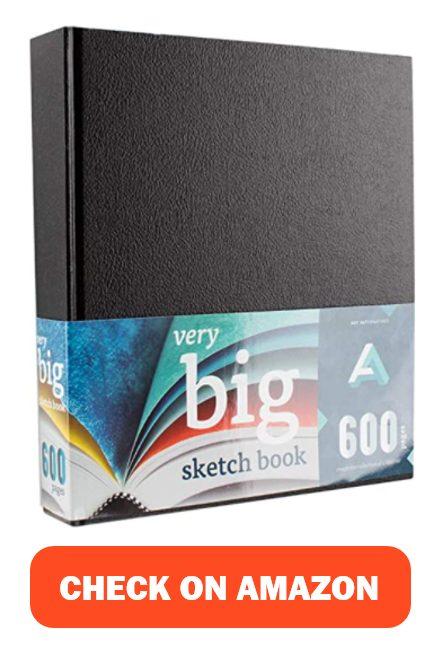 the best sketchbook for artist