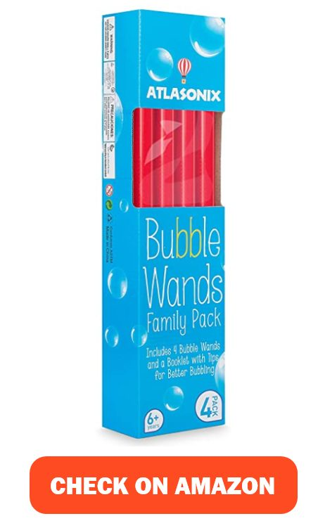Atlasonix Big Bubble Wands