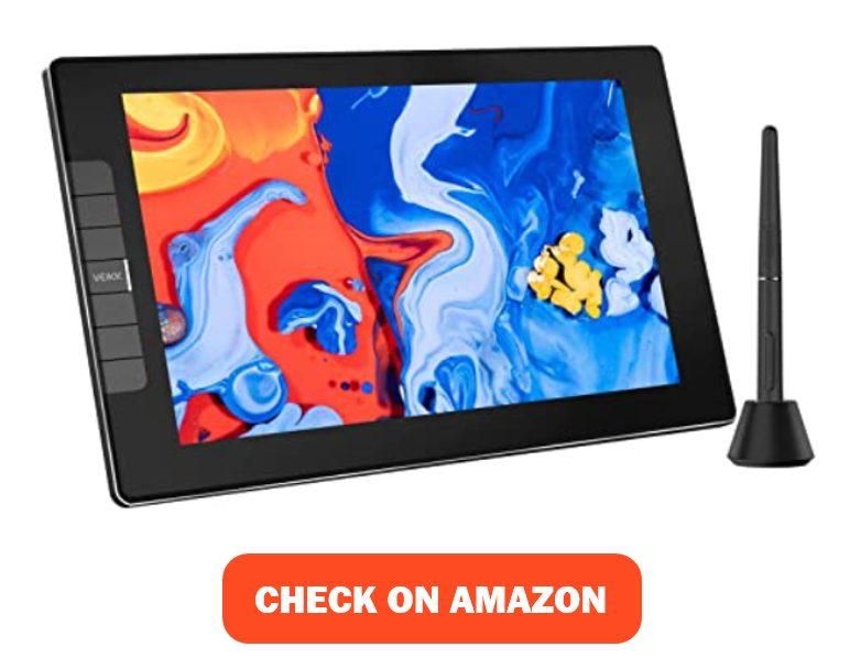 VEIKK VK1200 Drawing Tablet
