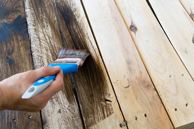 Can You Paint Trex or Composite Decking