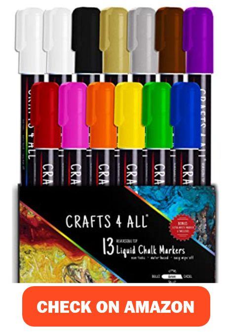 Crafts 4 ALL Liquid Chalk Markers