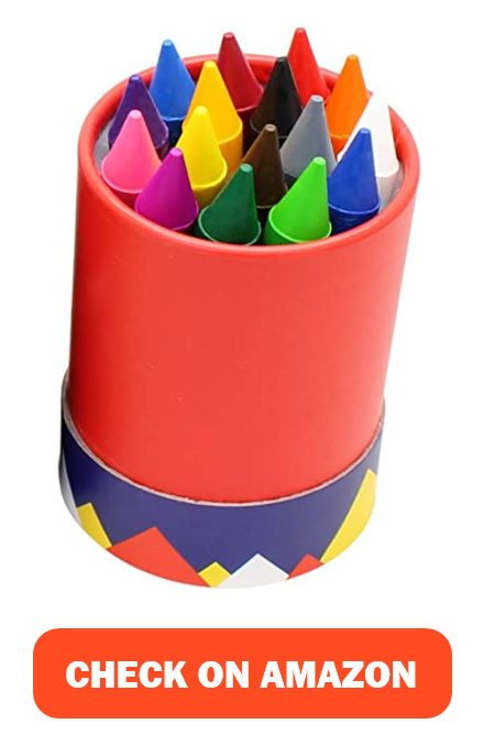 Jumbo Crayons for Toddlers