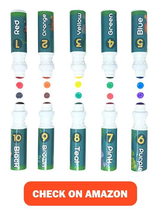 Wee Creators Washable Dot Markers